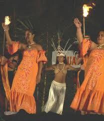 Апарима – танец острова Таити
