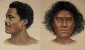 Drevnii` chelovek iz Ameriki ne by`l polinezii`tcem